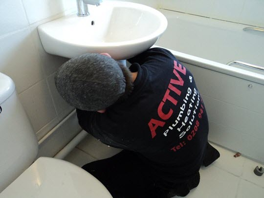 Active Plumbing and Heating Solution - General Plumbing & Gas Work in West Molesey
